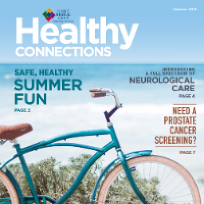 Healthy Connections Summer 2019